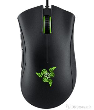 Razer DeathAdder Essential Gaming Mouse, 6400 DPI Optical Sensor
