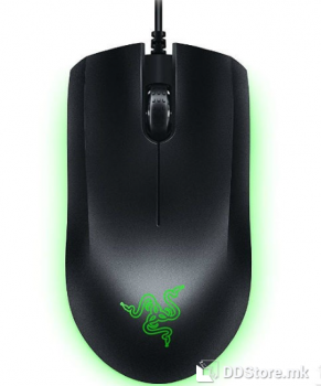 Razer Abyssus Essential Ambidextrous 7,200 DPI Optical Gaming Mouse Black