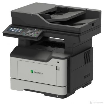 """LEXMARK MX421ade, A4, P/S/C/F, RADF 50 sheets, 40ppm, 1000MHz, 1024MB, Gigabit Network, Front USB, 4.3"""" Color Touch Display, DC 100K"""