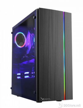 Power Box X910 GAMING ATX Chassis case with ARGB