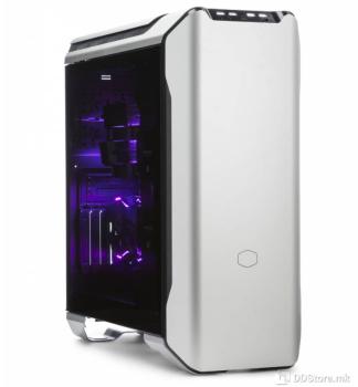 CoolerMaster MasterCase SL600M, Premium Aluminum Paneling