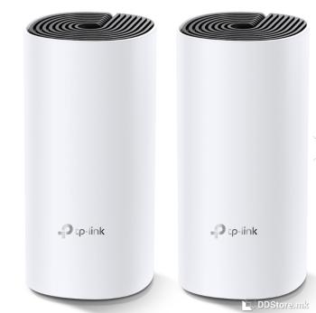 TP-Link Deco M4(2-pack)(EU), AC1200 Whole Home Mesh Wi-Fi System