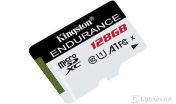 Kingston High Endurance microSD Card 128GB