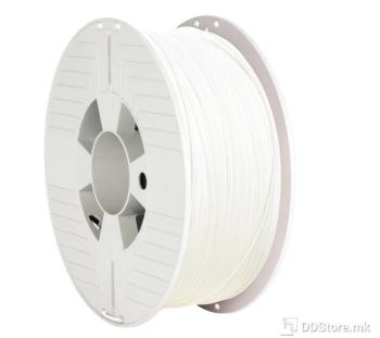 Verbatim 3D PRINTER FILAMENT PLA 1.75MM 1KG WHITE