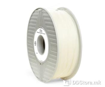 Verbatim 3D PRINTER FILAMENT PLA 1.75MM 1KG NATURAL TRANSPARENT