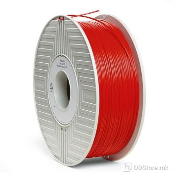 Verbatim 3D PRINTER FILAMENT ABS 1.75MM 1KG RED