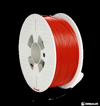 Verbatim 3D PRINTER FILAMENT PET-G 1.75MM 1KG RED