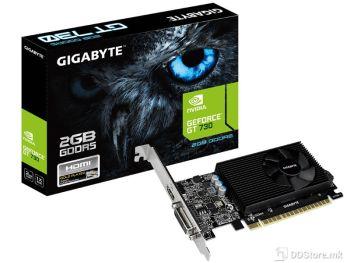 Gigabyte GeForce® GT730 2GB DDR5 HDMI/DVI