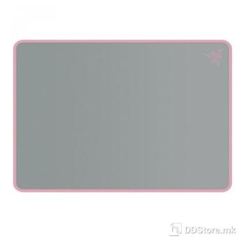 Razer Invicta Quartz Ed., Dual surface hard mouse mat