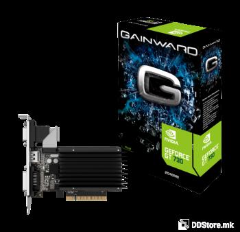 GAINWARD GeForce® GT730 SilentFX 2GB DDR3, HDMI, DVI, VGA, 3224