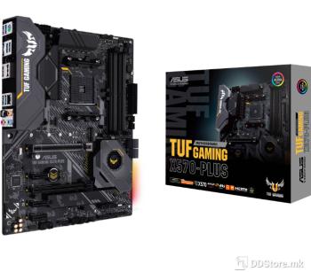 ASUS TUF GAMING X570-PLUS, AMD AM4 X570 ATX gaming