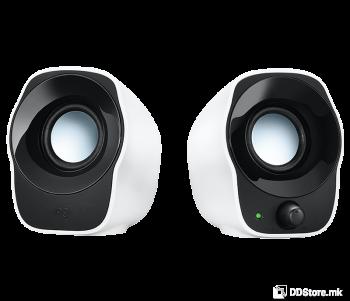 Logitech LoudSpeakers Z120 black, p/n 980-000513