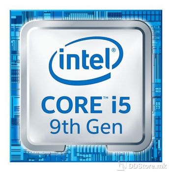 Intel® Core™ i5-9500F (9M Cache, up to 4.40 GHz)  Coffee Lake Six Core BOX w/o Graphics