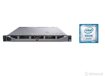 DELL Poweredge R620 1U 2 x Xeon® E5-2650L 8 Core/ 32B DDR3 ECC/ 2xSAS 600GB/ No optic