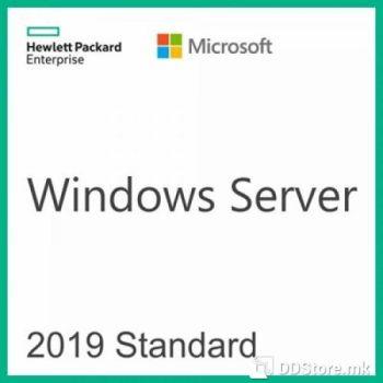 HPE MS Windows19 16C Standard Rok EN Software