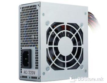 Matrix PSU Micro mATX 400W  20+4pin, 2xSATA, 8cm Fan