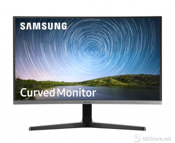 """Samsung 27"""" Curved monitor with bezel less design LC27R500FHUXEN"""