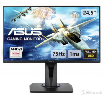 """ASUS 25"""" Wide VG255H Console Gaming, Flicker free, TN 1920x1080"""