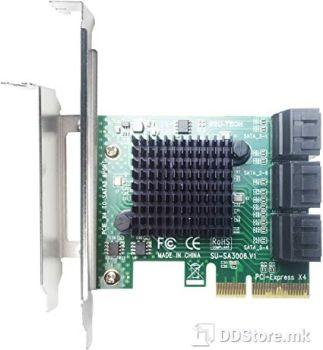 CONVERTOR PCI TO COM x2, TXB080, Chipset: CH351Q, LP