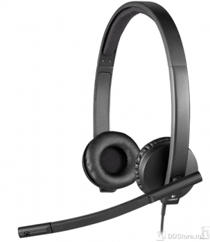 Logitech H570e USB w/Microphone 981-000575