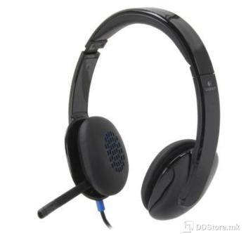 Logitech H540 USB w/Microphone 981-000480