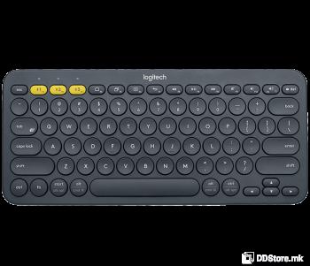 Logitech K380 Bluetooth Wireless Keyboard, Multi-Device Black  920-007582
