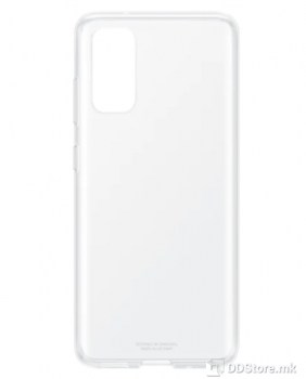 Samsung Galaxy S20 transparent Clear Cover