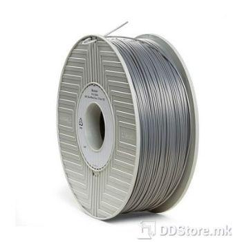 Verbatim Filament for 3D Printer PLA 1.75mm 1kg Grey