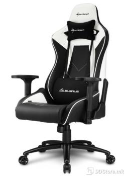 Sharkoon ELBRUS 3 Black/White Gaming Chair
