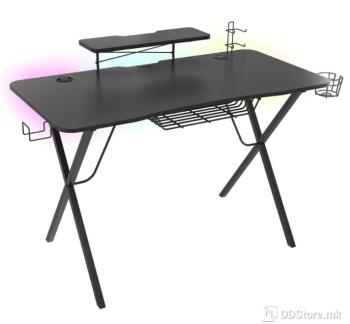 Natec Genesis Holm 300 RGB Gaming Desk