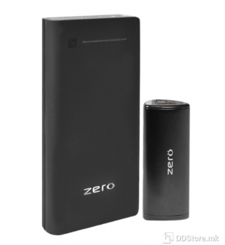 Zero Portable 15000mAh w/Power Bank for Smarphone and Tablet Notebook External Battery