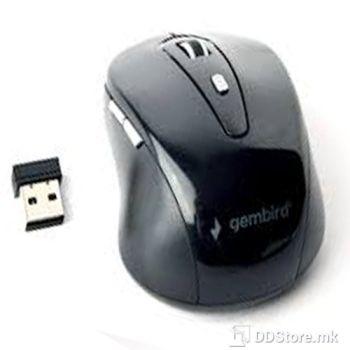 Gembird Wireless MUSW-6B-01 Optical 1600DPI Black