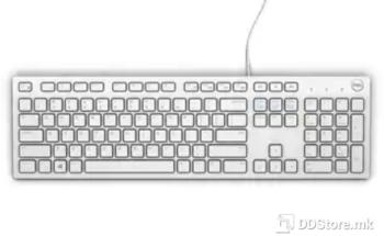 Dell Multimedia KB216 USB White