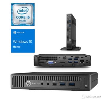 HP EliteDesk 800 G2 Mini PC i5/ 8GB/ 500GB/ W10