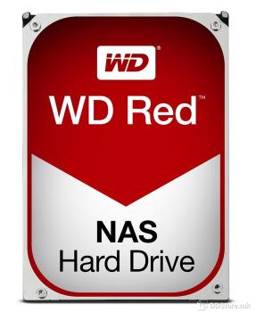 """Western Digital Red NAS HDD 3.5"""" 2TB SATA3 256MB Cache IntelliPower WD20EFAX"""