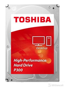 "Toshiba P300 HDD 3.5"" 4TB SATA3 5400rpm 128MB"