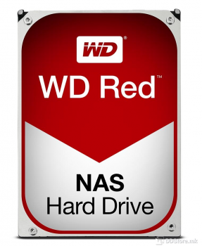 """Western Digital Red NAS HDD 3.5"""" 4TB SATA3 256MB WD40EFAX"""