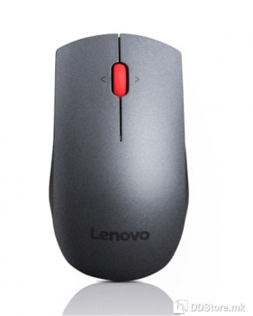 Lenovo Professional Wireless Laser Mouse; Full-size, 2.4GHz Wireless USB connection