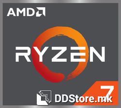 AMD Ryzen™ 7 3700X CPU, 8-cores, 3.6 GHz, 32MB