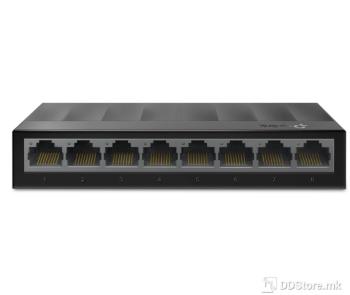 TP-Link 8-Port 10/100/1000Mbps Desktop Switch LS1008G