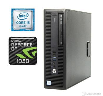 HP ProDesk 600 G2 SFF i5/ 8GB/ 500GB + 240GB / GT1030 NEW