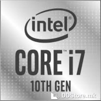 Intel® Core™i7-10700K Comet Lake Eight Core 3.8GHz LGA 1200 16MB BOX w/o Cooler