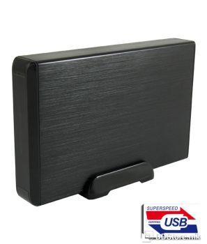 """LC-POWER 25U3-HYDRA ENCLOSURE 2.5"""" USB 3.0"""