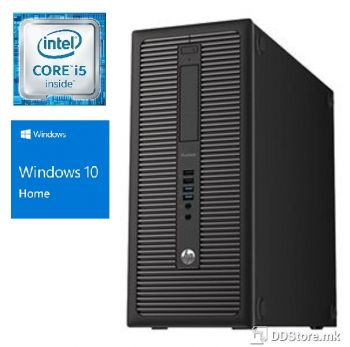 HP Pro Desk 600 G1 Tower i5/ 8GB/ 500GB+240GB/W10