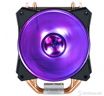 Cooler Master MA410P, Tower, 120*25mm PWM RGB Fan