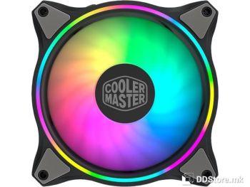 CoolerMaster MASTERFAN MF120 HALO, Dual Loop Addressable RGB Lighting