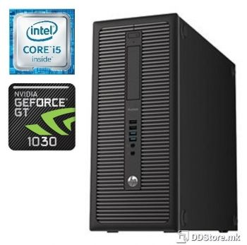 HP ProDesk 600 G1 Tower i5/ 8GB/ 500GB+240GB/ GT1030 NEW
