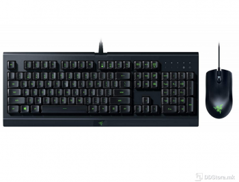 Razer Cynosa Lite Keyboard and Abyssus Lite Mouse Bundle