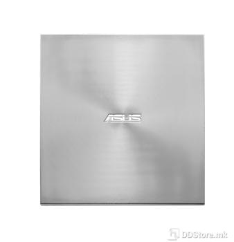ASUS ZenDrive Ultra-Slim portable U9M SDRW-08U9M-U/SIL/G/AS/P2G, Silver