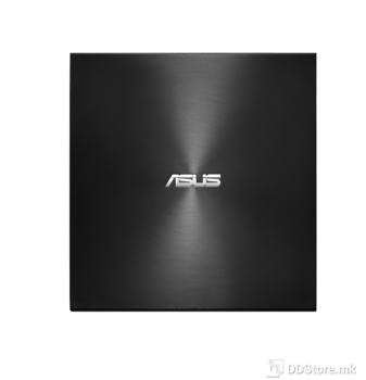 ASUS ZenDrive Ultra-Slim portable U9M SDRW-08U9M-U/BLK/G/AS/P2G, Black